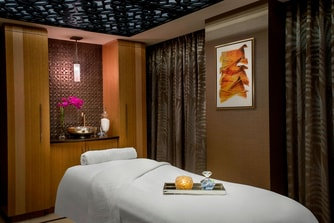 PRIMP Spa Treatment Room