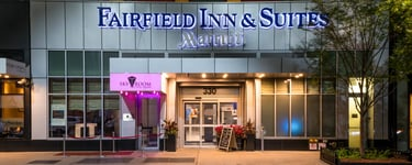 Hôtel Fairfield Inn & Suites New York Manhattan/Times Square