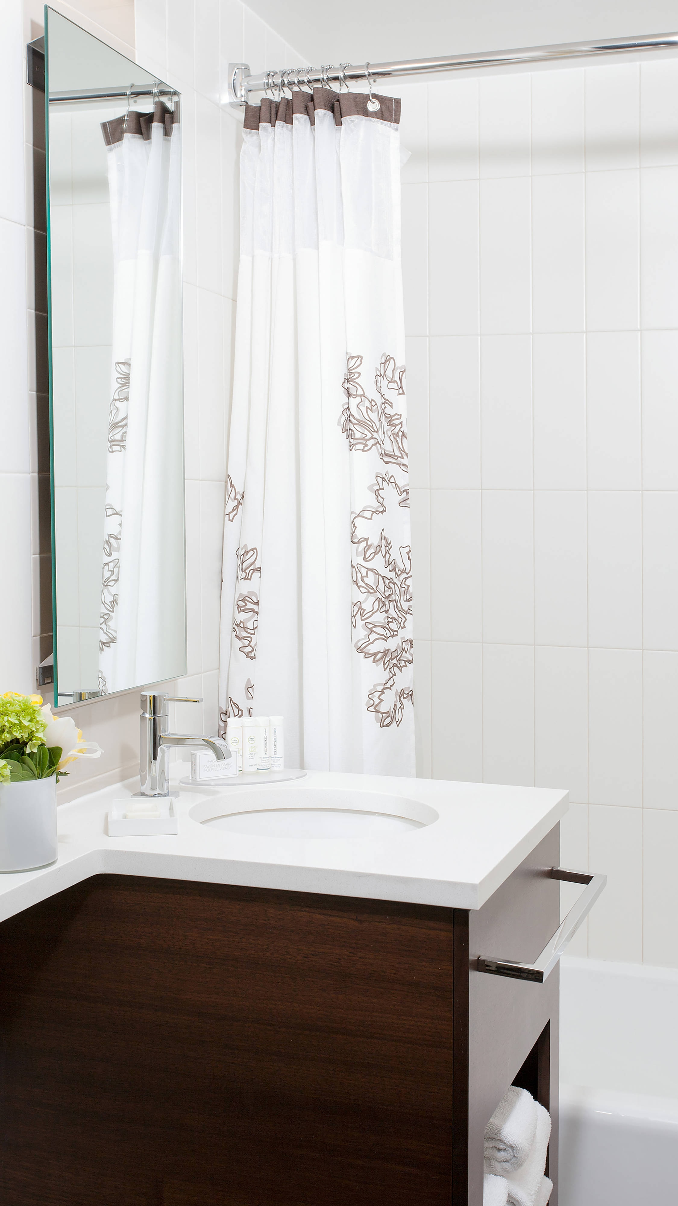 New York City Hotel Bathroom
