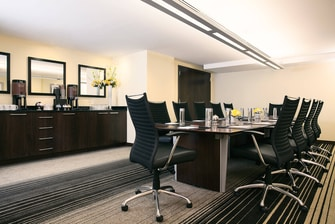 New York City Hotel Boardroom