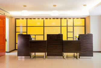 New York City Reception Desk