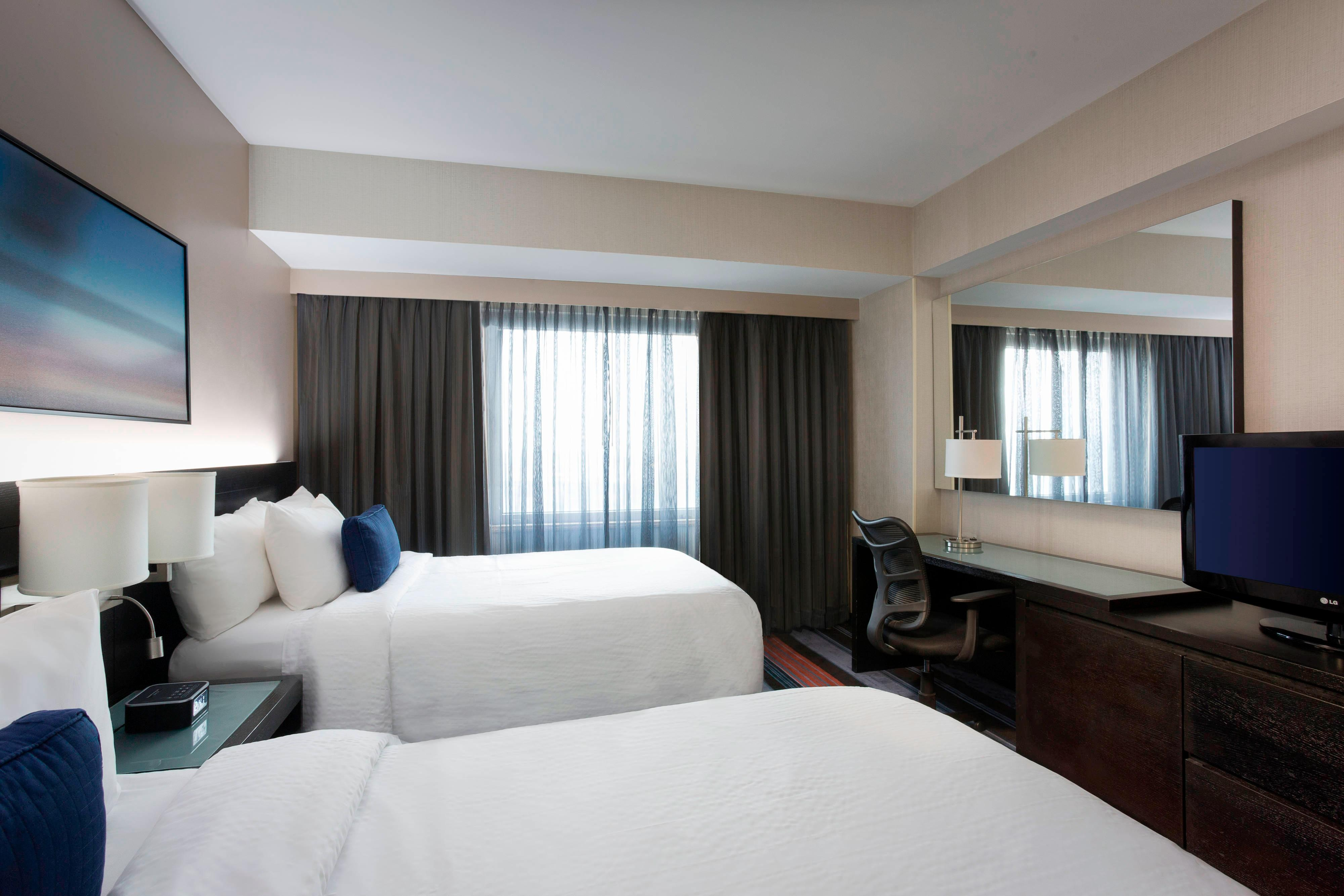 Hotel Room near JFK Airport