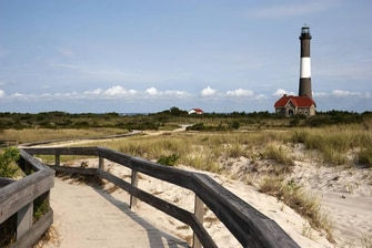 Fire Island Lighthouse New York