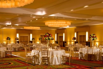 Hotel wedding venue Nassau County