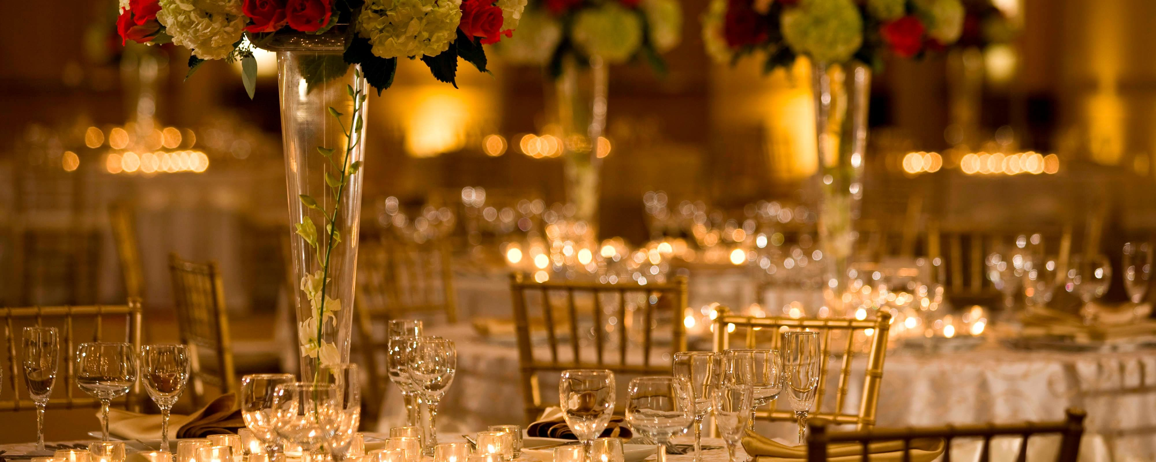 Different types of eating out venues for wedding