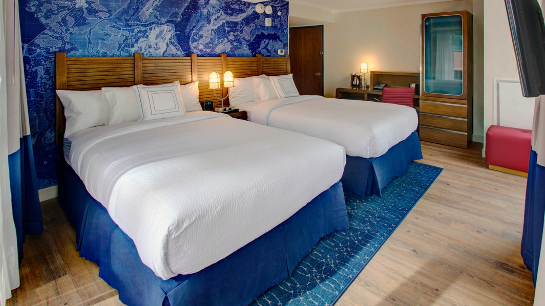 Financial District Hotel Rooms