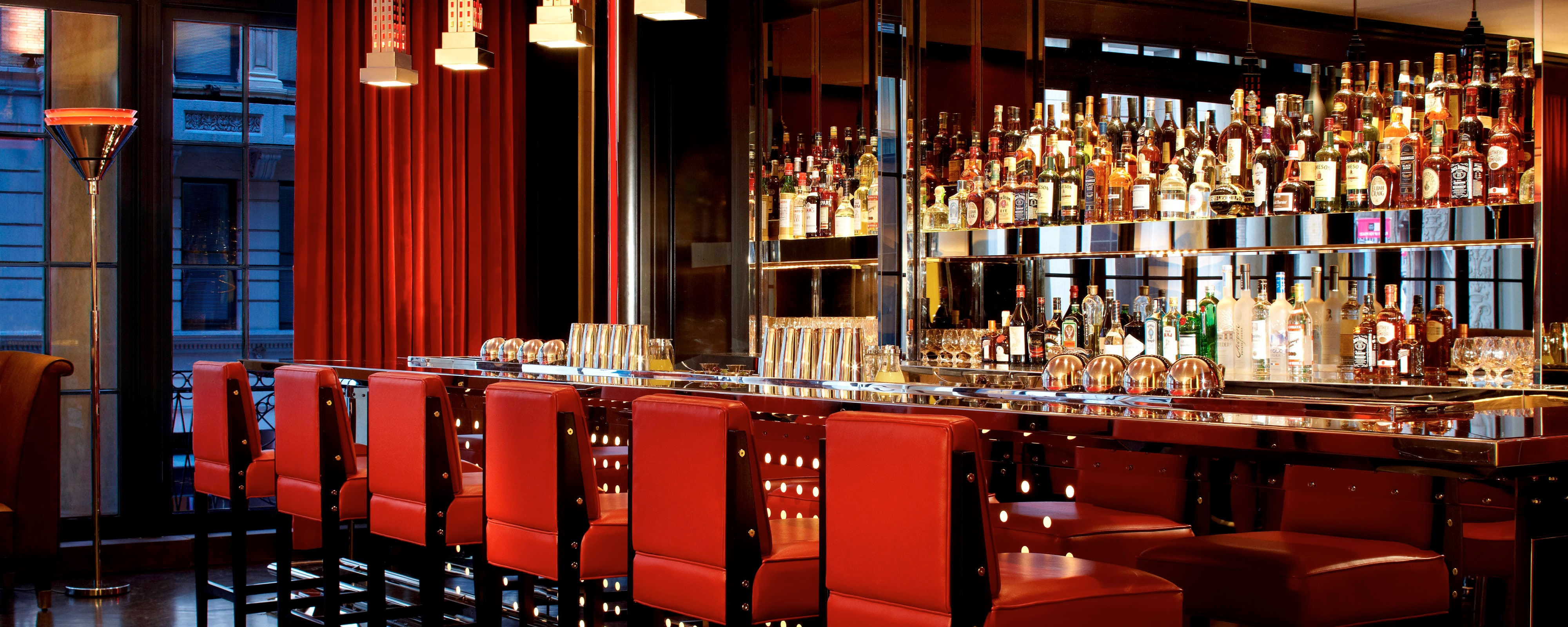 The Lambs Club - Bar