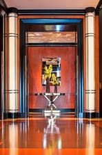 Grand Art Deco Entrance