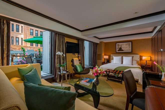NYC Hotel in Midtown | The Chatwal, a Luxury Collection