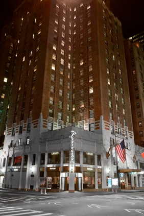 East Side hotel, midtown manhattan, newly renovated hotel.