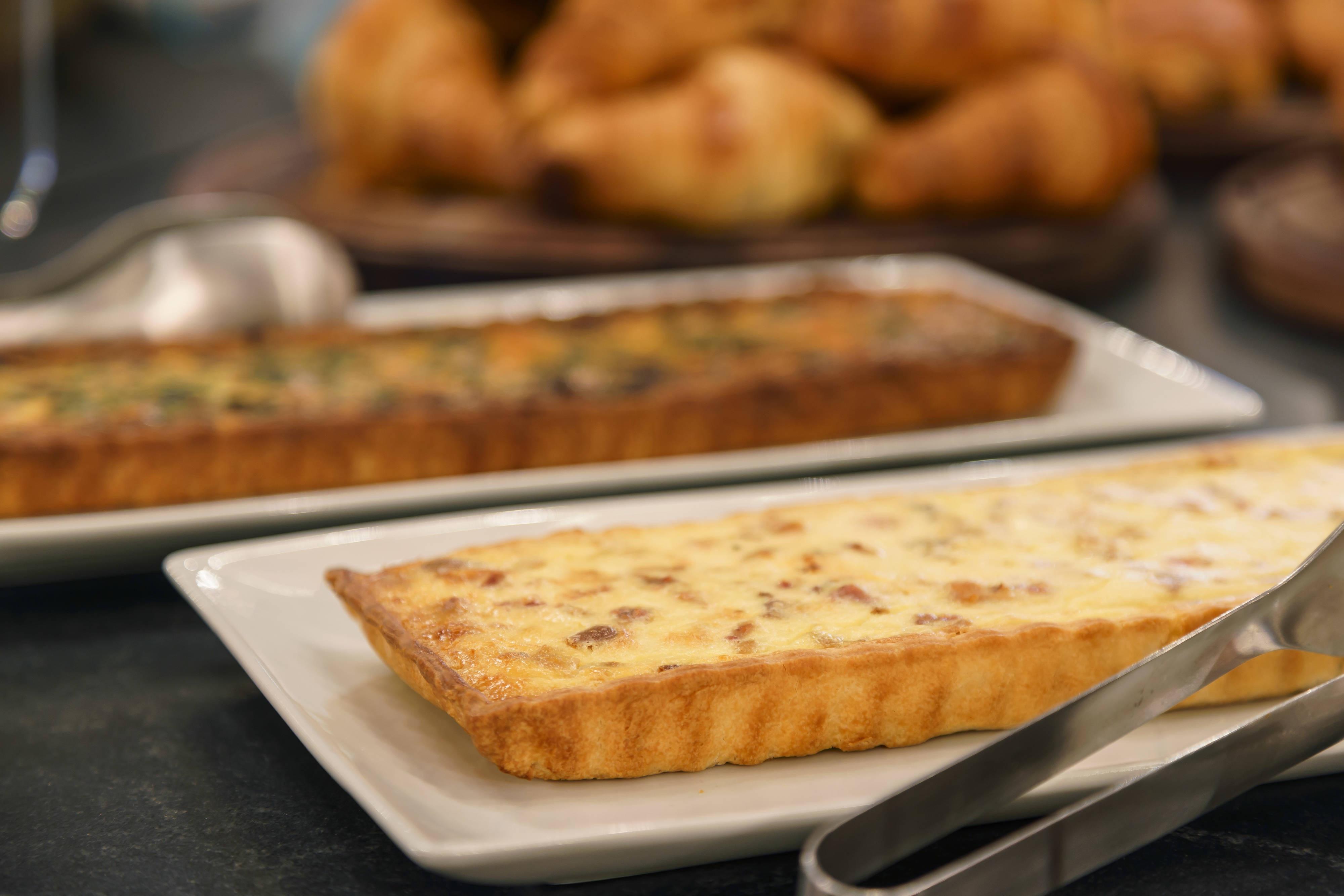 Boqueria - Oven Fresh Tarts