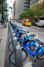Vélos Citi Bike