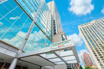 Courtyard By Marriott Hotel Upper East Side New York City