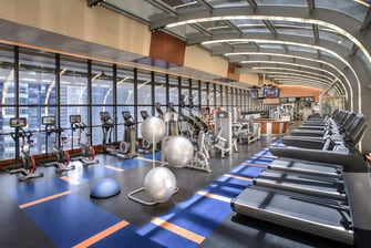 Fitnesscenter in New York
