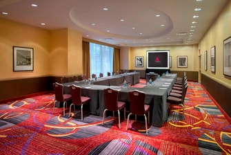 Ziegfeld Meeting Room - U-Shaped Meeting