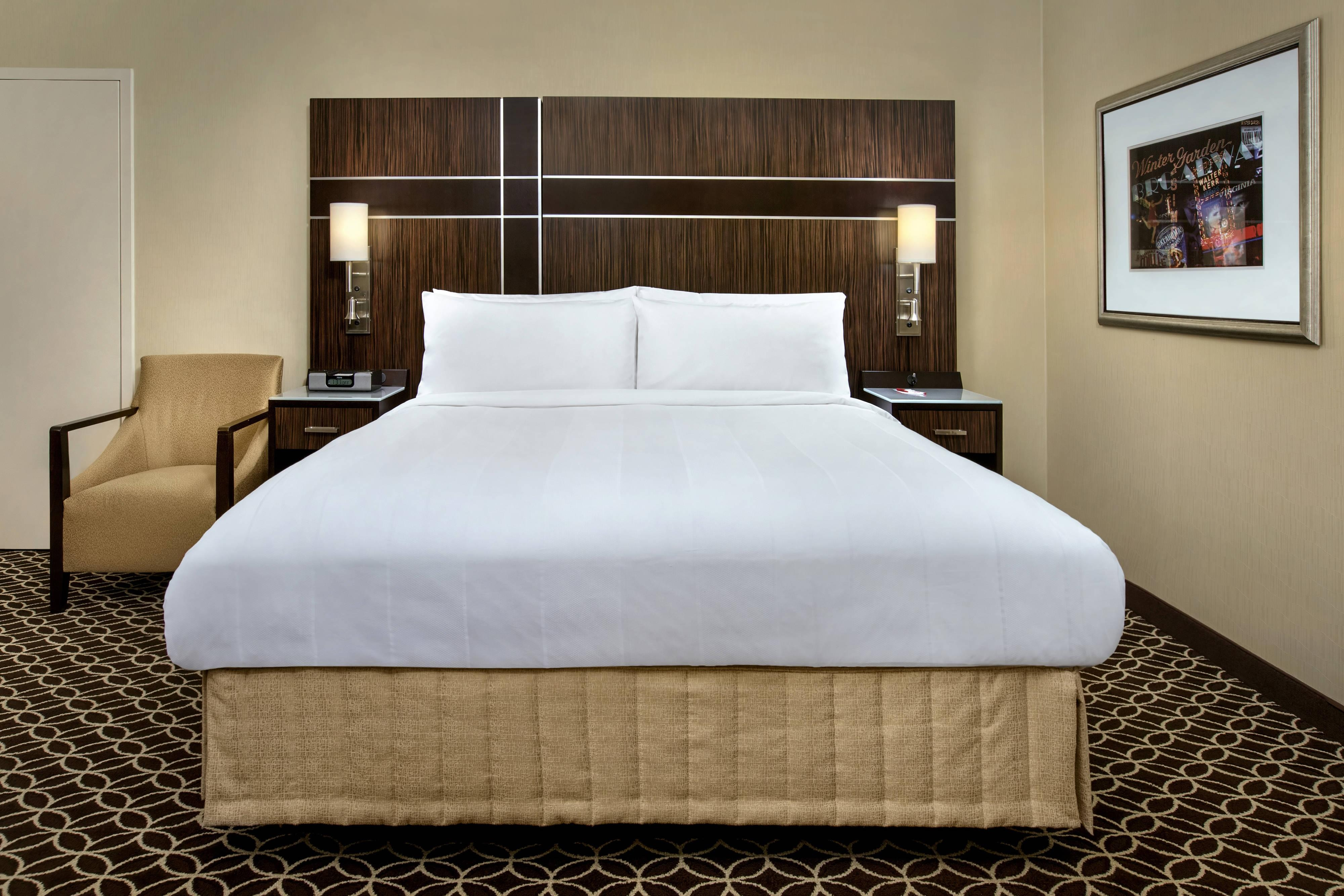 Hotel Rooms in Manhattan Theater District | New York