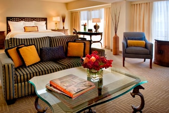 New York City Hotel Suite