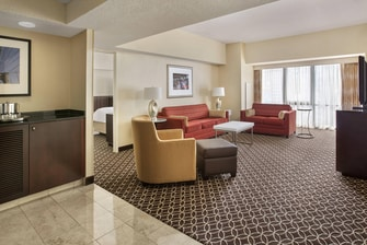 Deluxe Suite In New York