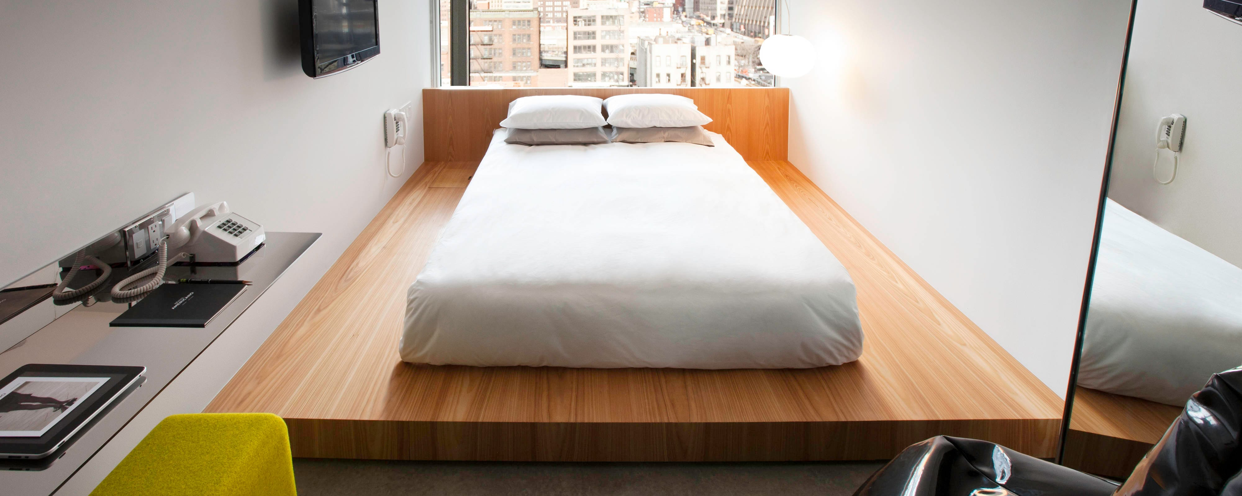 Superior Uptown con cama Queen