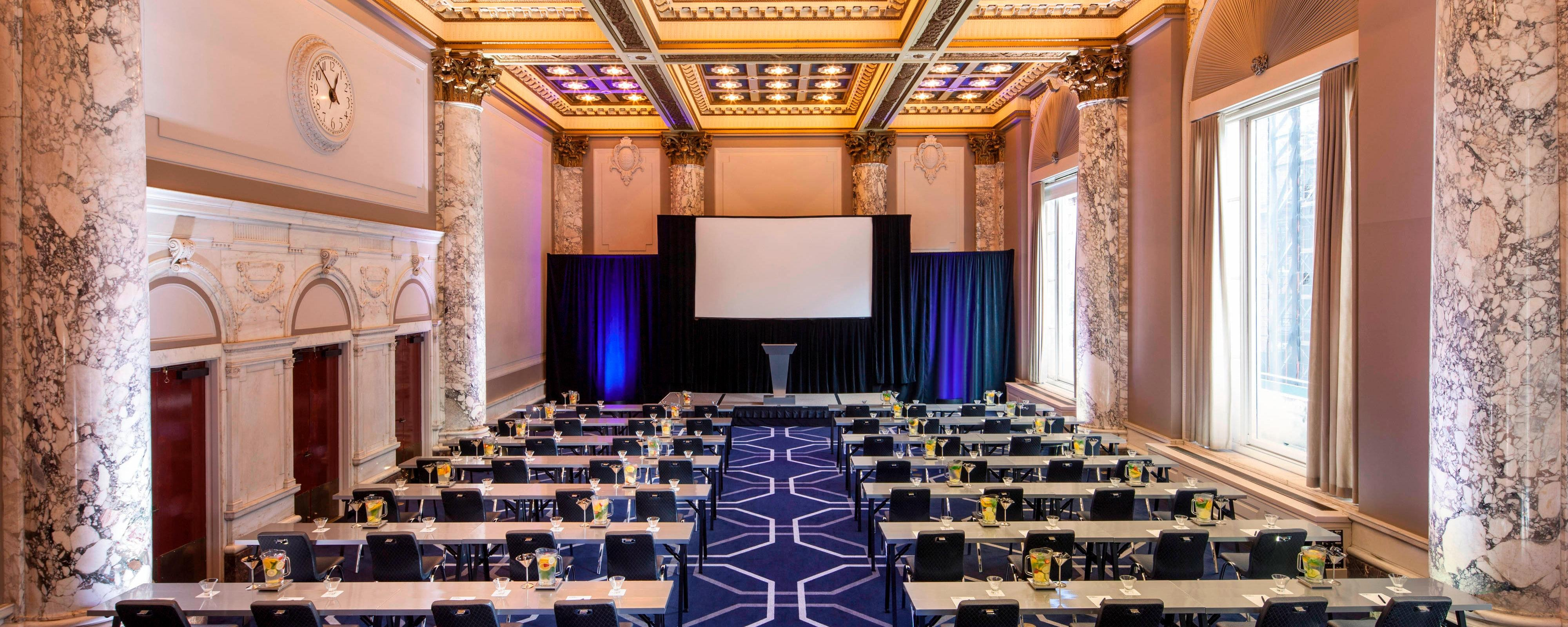 New york event planning w new york union square - The living room at the w union square ...