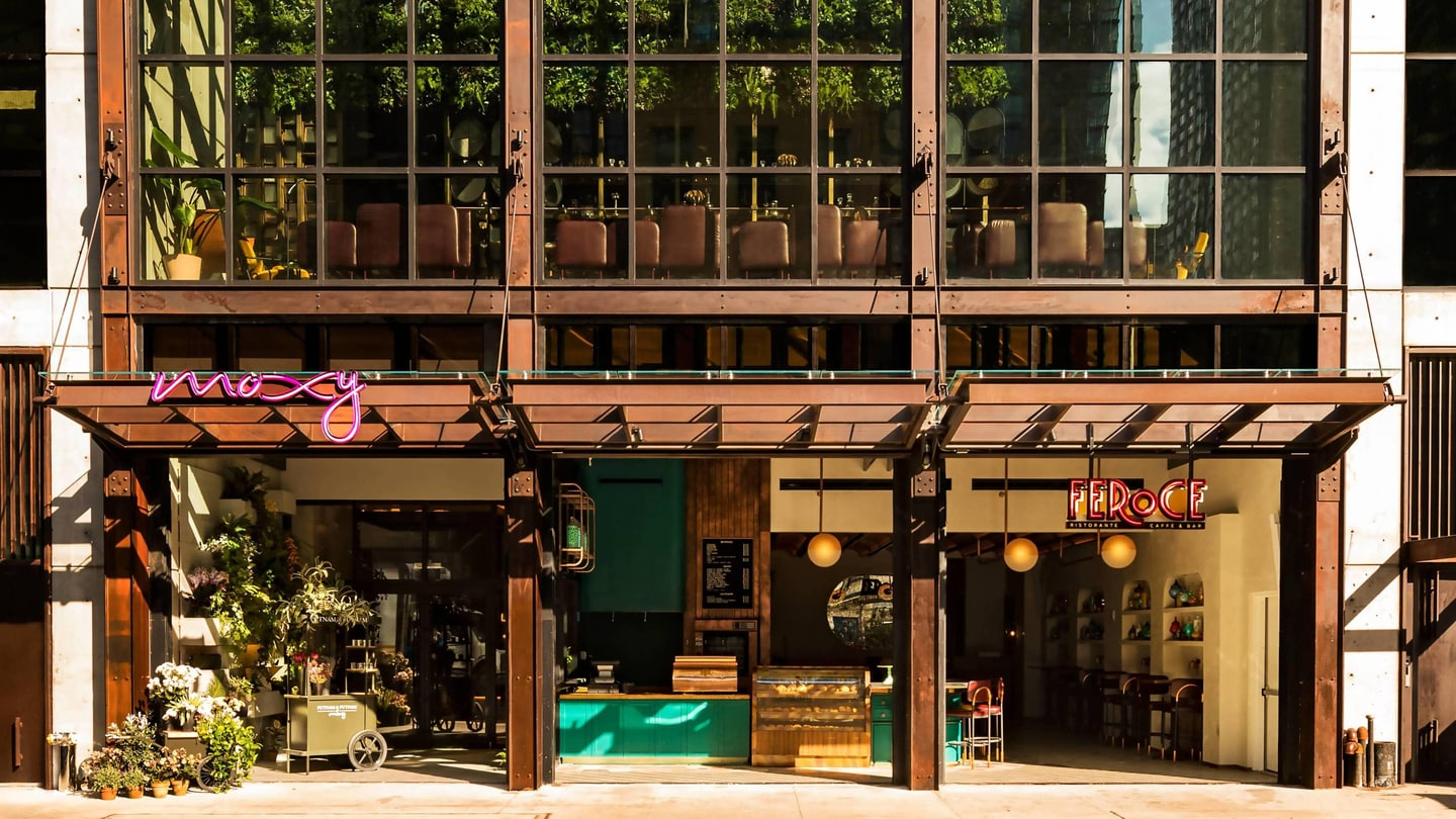 Nyc Hotel In Midtown Manhattan Moxy Nyc Chelsea