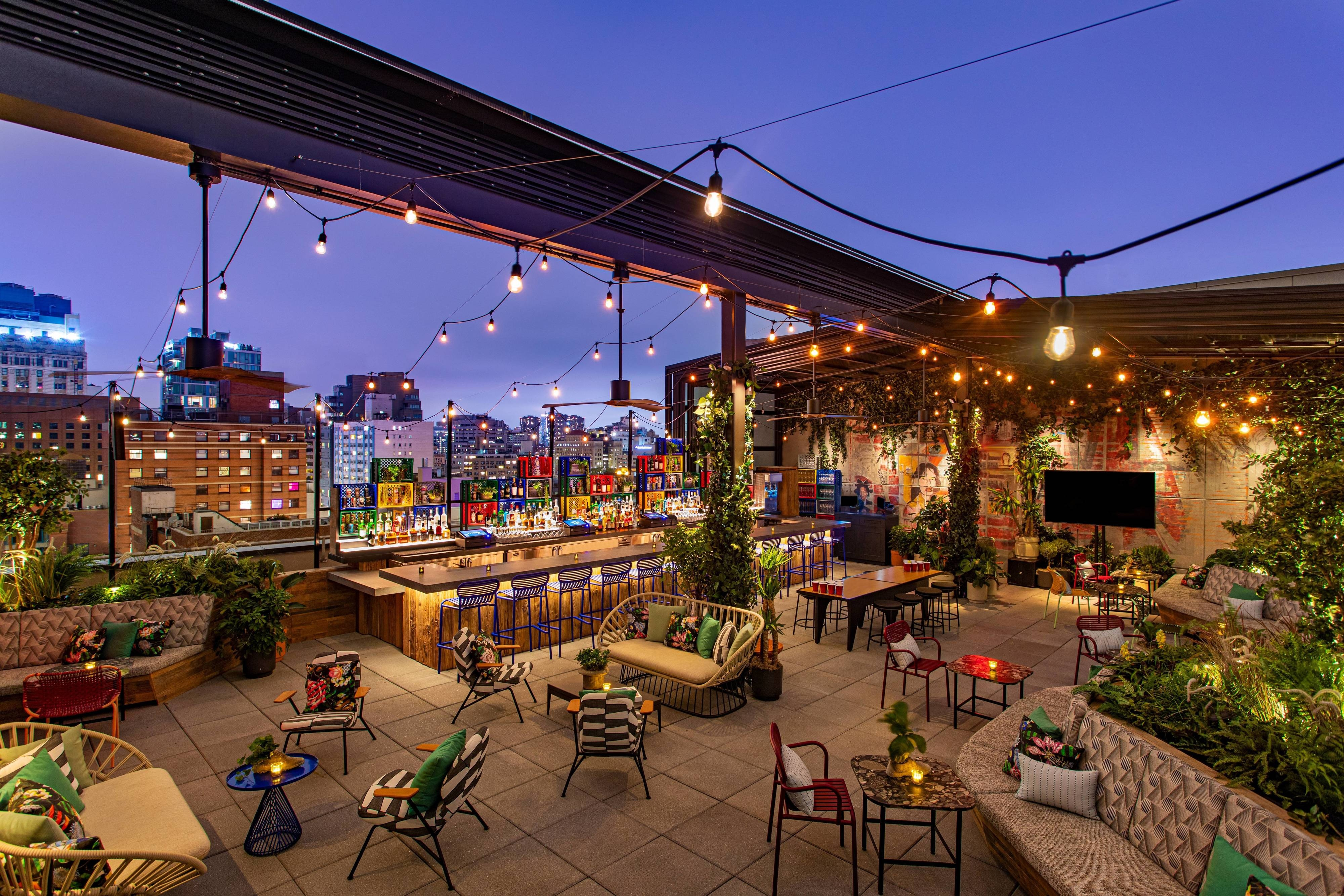 The Ready Rooftop