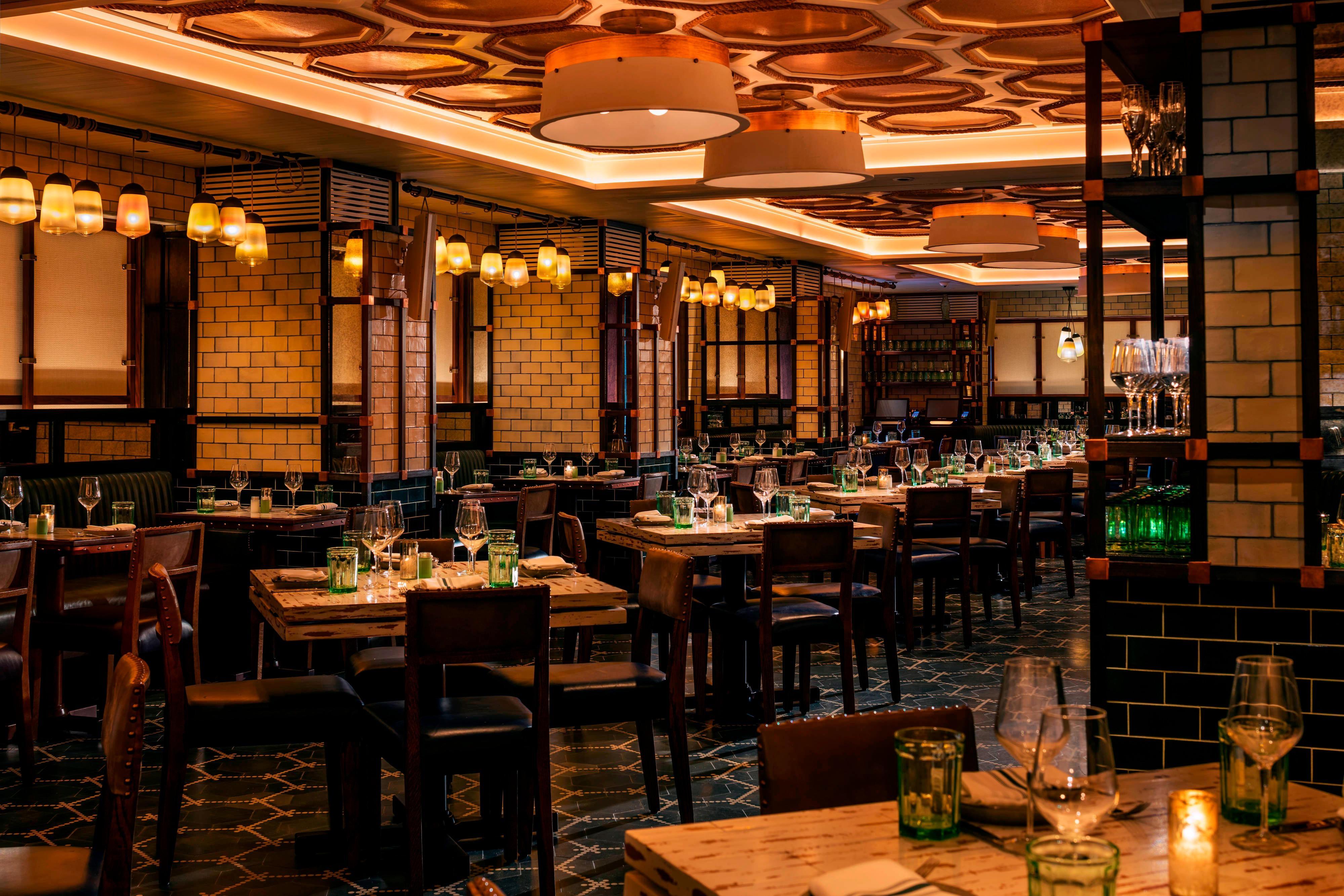 Legasea - Dining Area