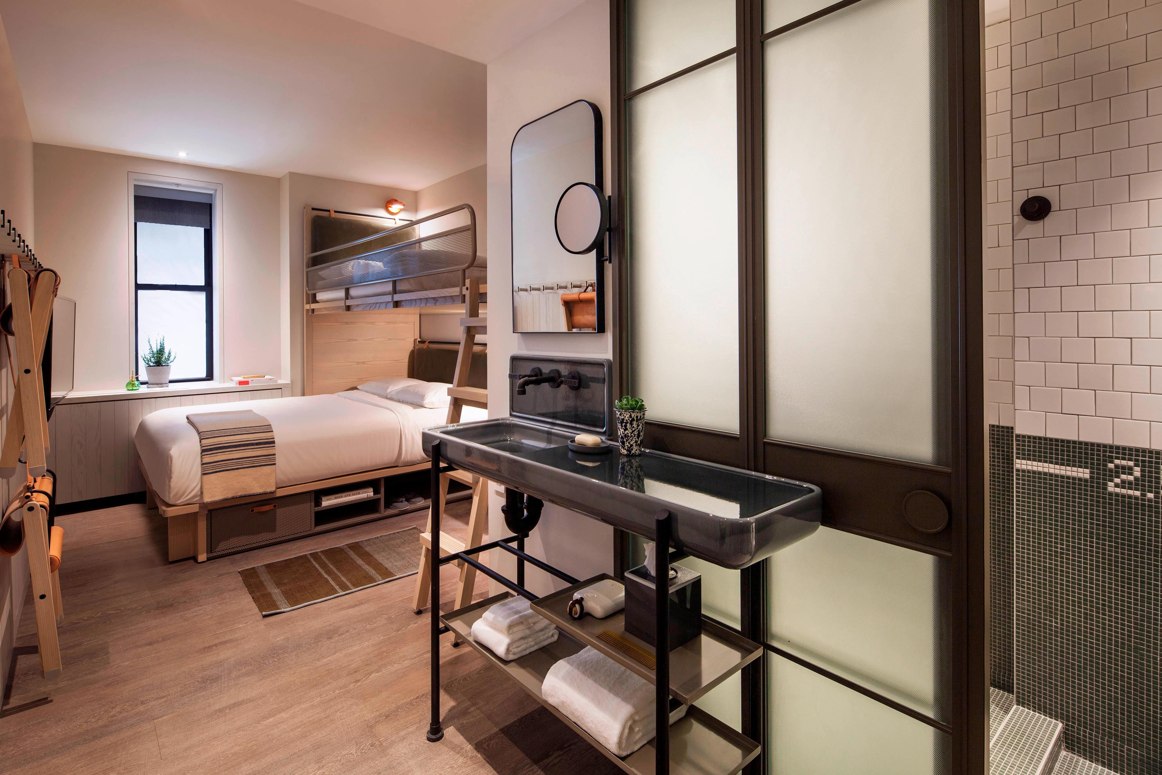Trendy Micro Hotel In NYC