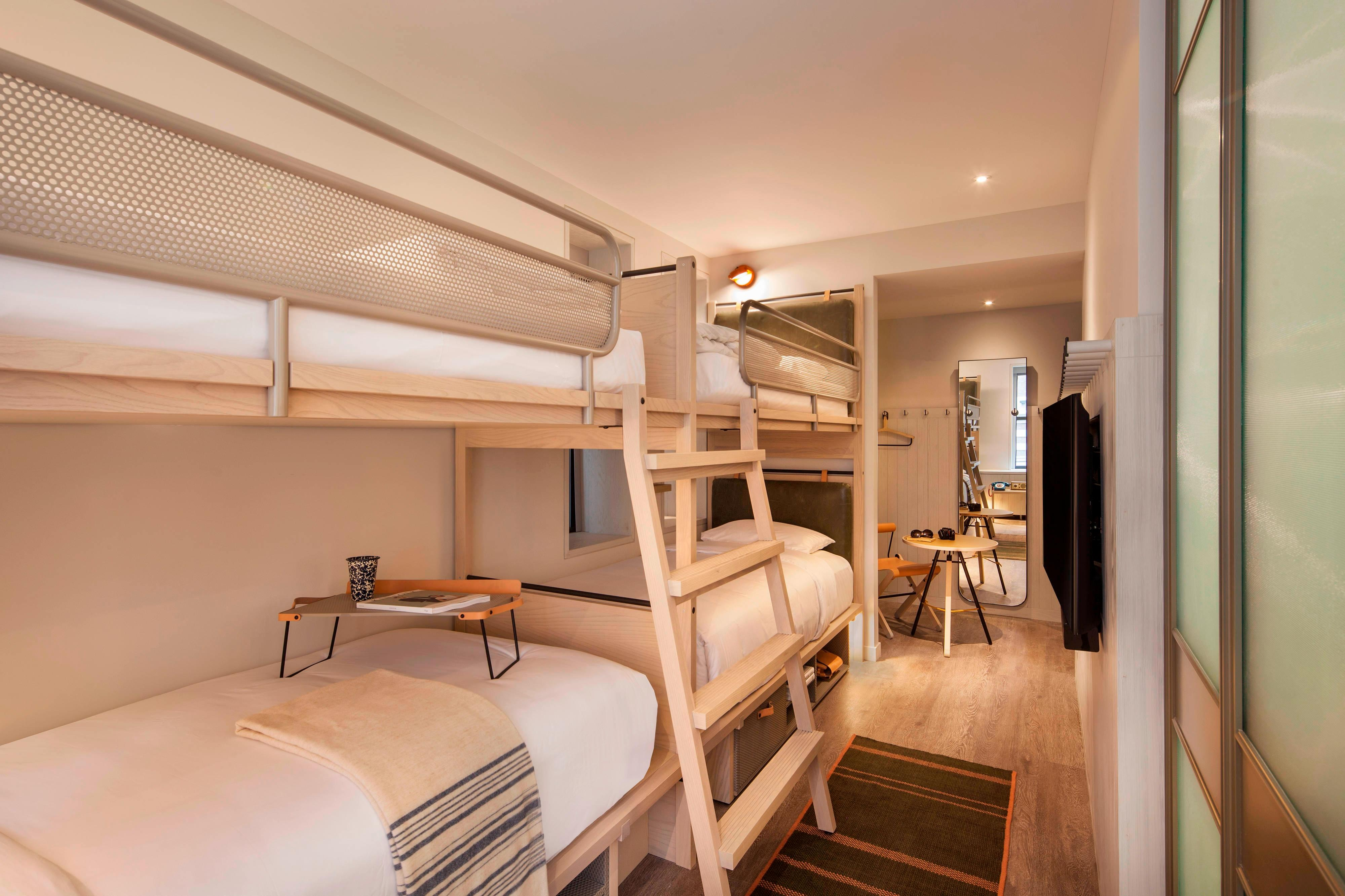 Trendy Micro Hotel In Nyc Moxy Nyc Times Square