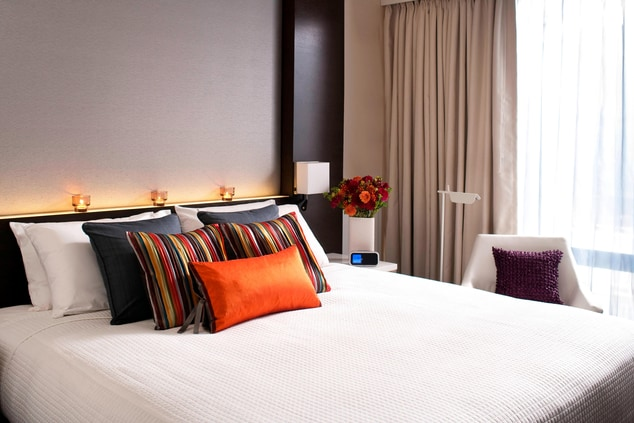 Central Park Guest Room