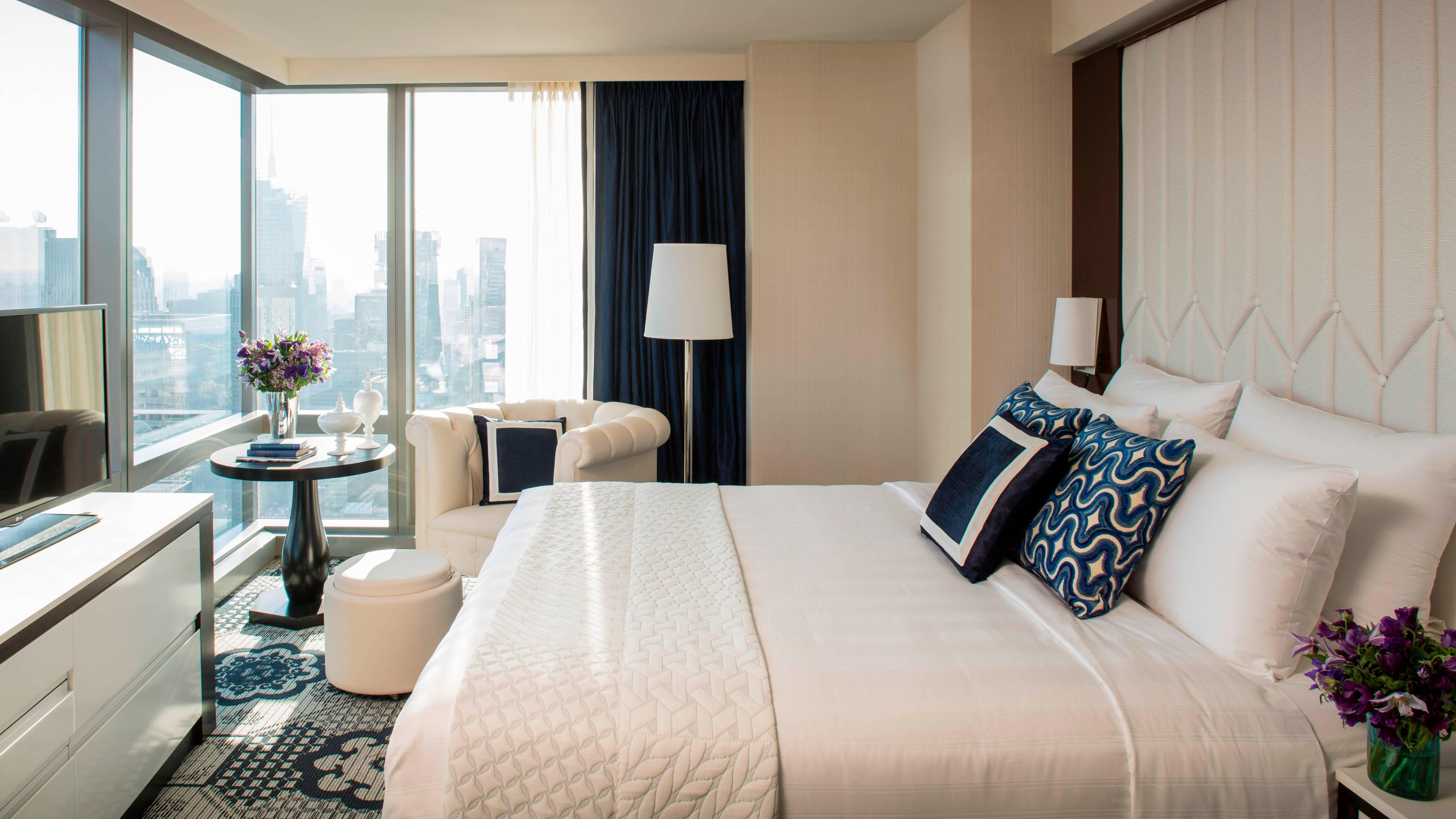 Hotel with Times Square Views