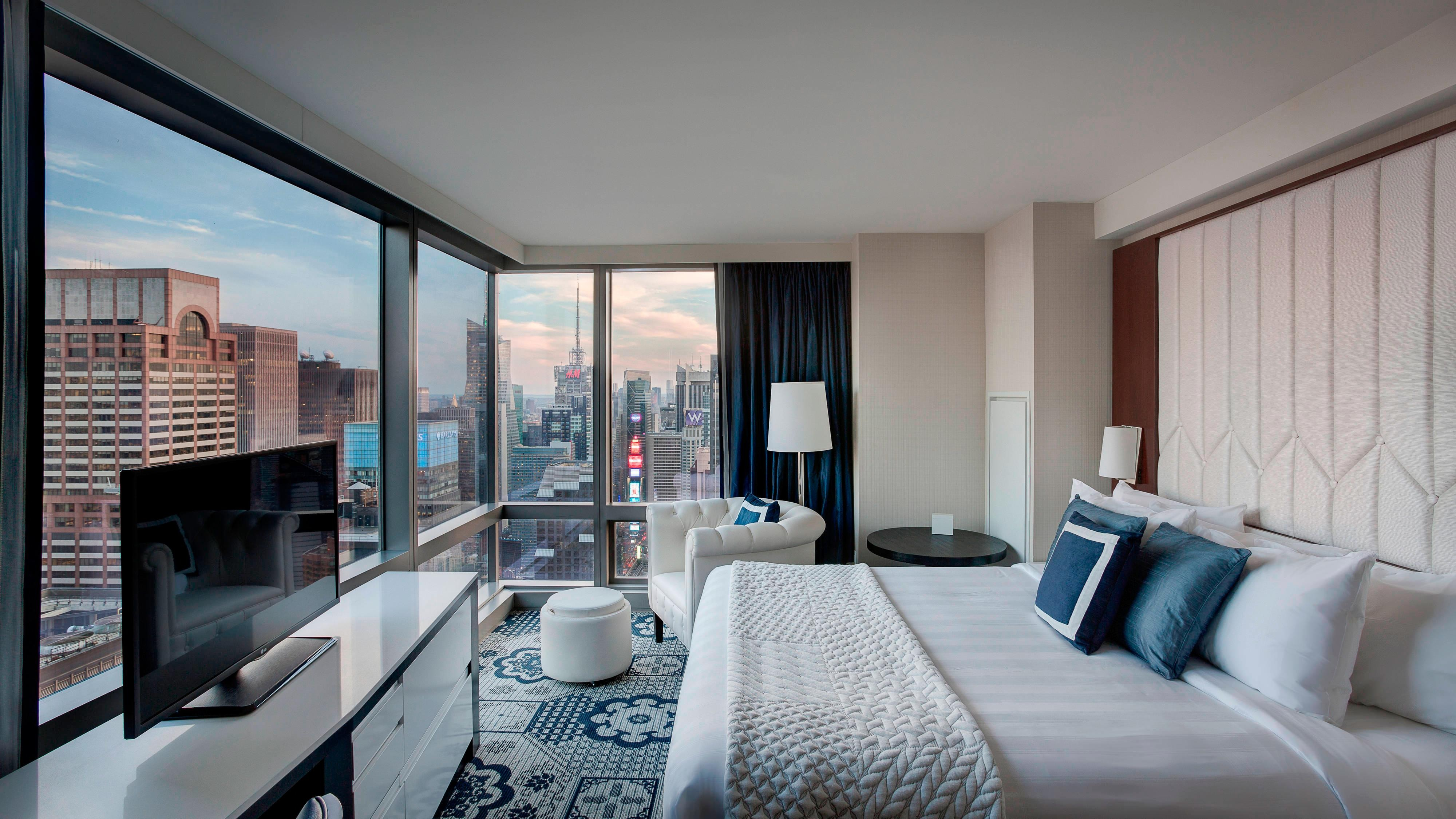 Times Square View King Room