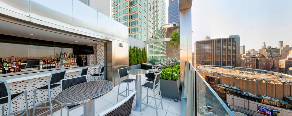 Midtown Manhattan Restaurants Near Fairifeld Inn Suites