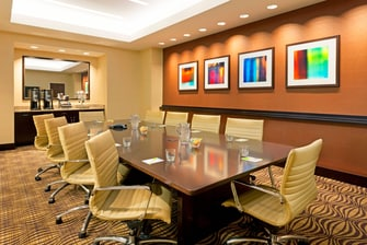 NY Midtown Hotels with Boardroom
