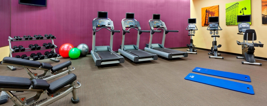 Fairfield Inn Manhattan Fitness Center