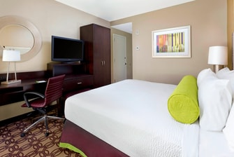 New York Midtown Hotel Guest Room