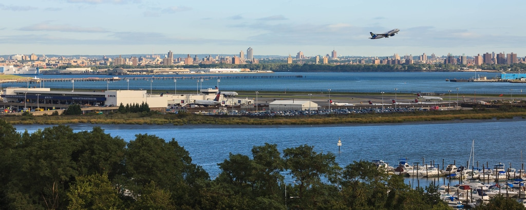 LaGuardia Airport extended stay hotel