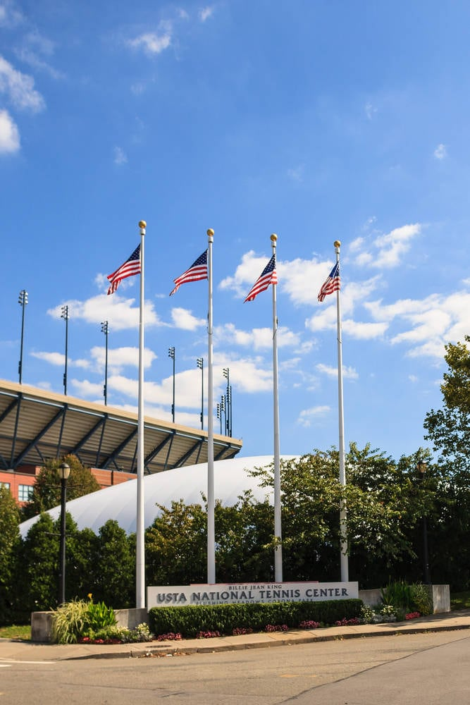 Hotels near Arthur Ashe Stadium