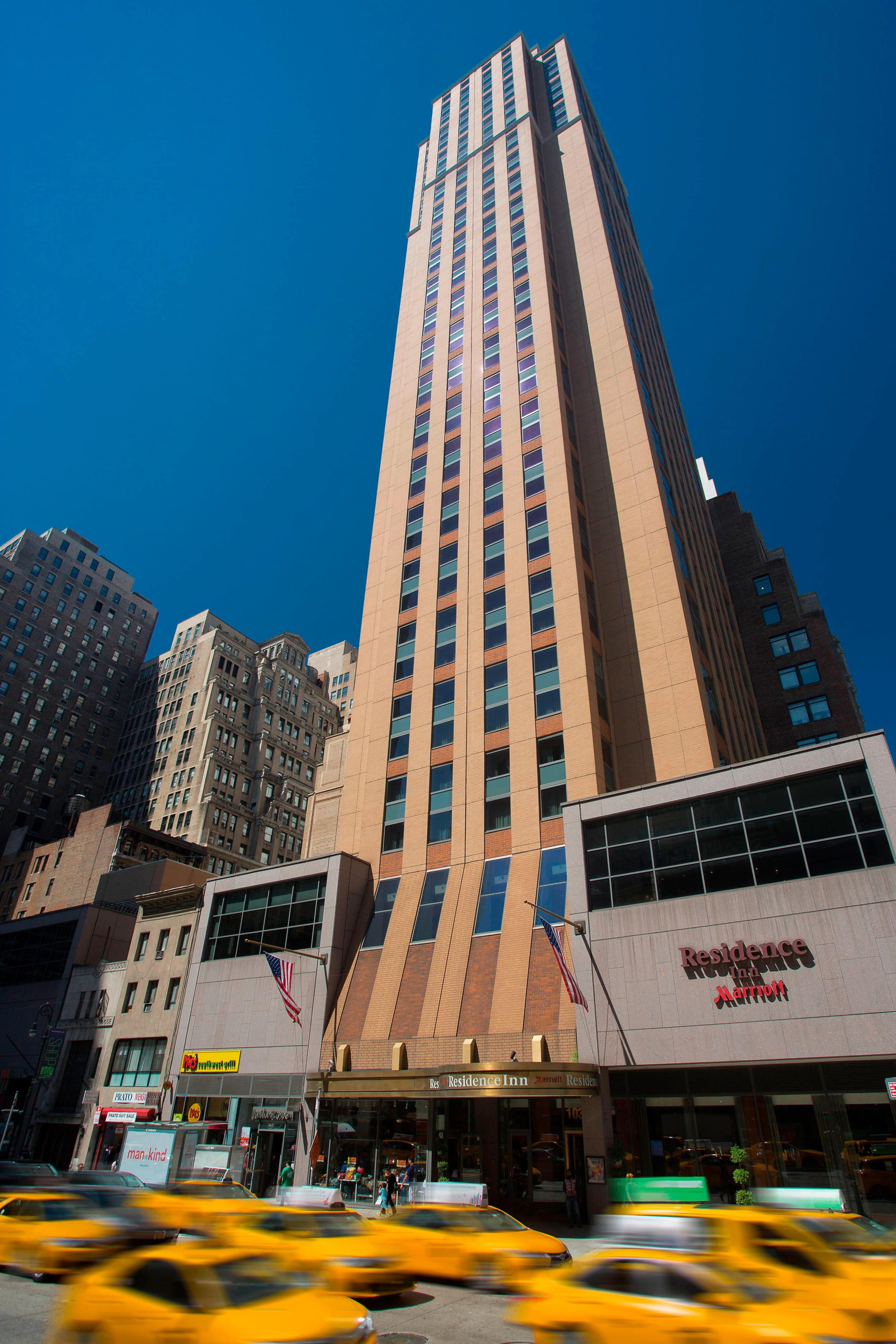 Exterior of Residence Inn Times Square