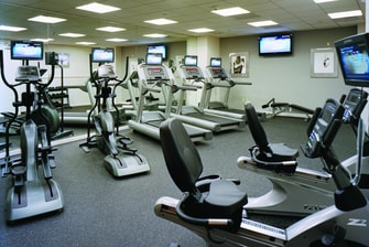 Midtown Manhattan Hotel Fitness Center