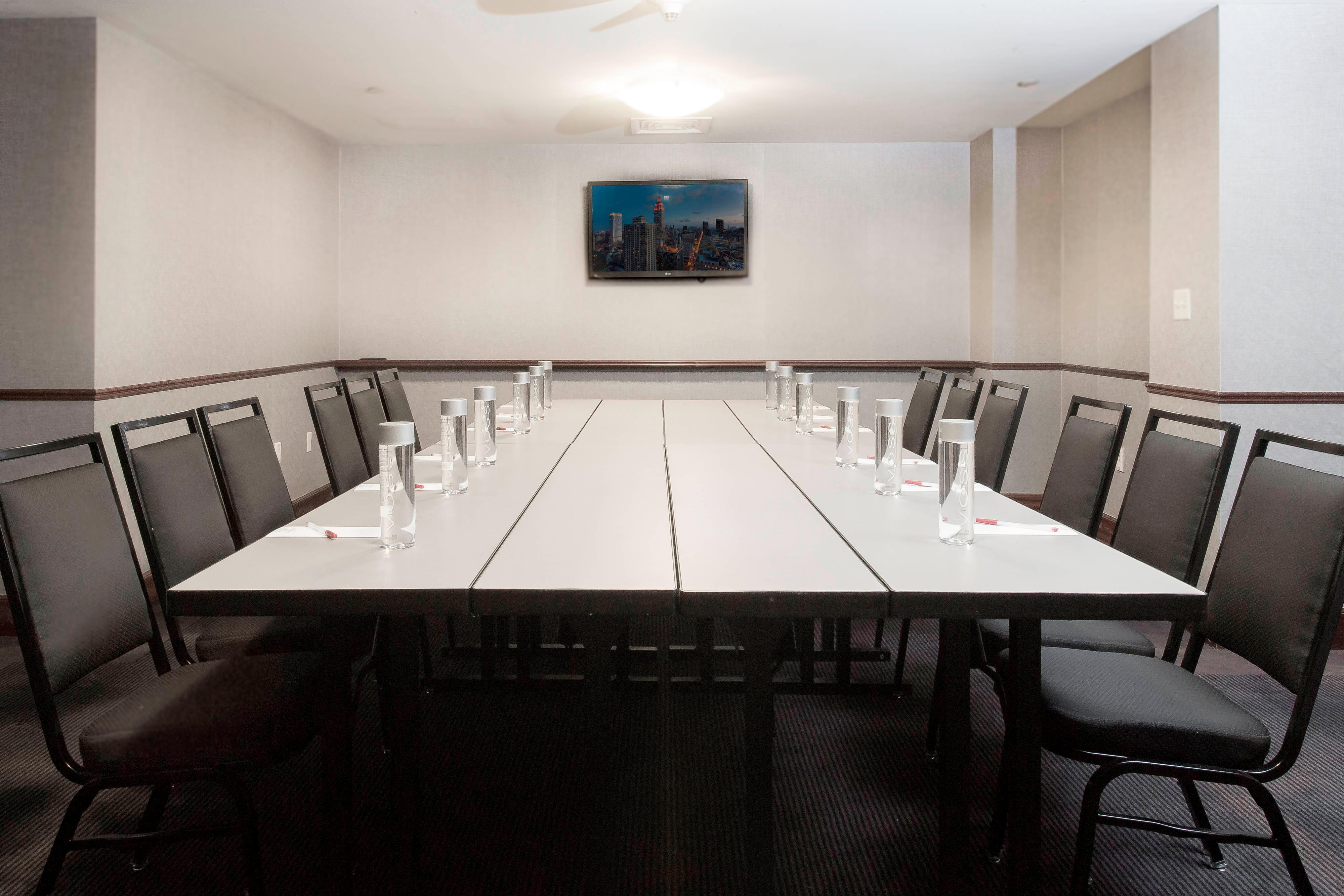 Meeting room for small meetings in New York City