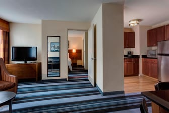 Residence Inn New York Manhattan/Times Square Two-Bedroom Suite