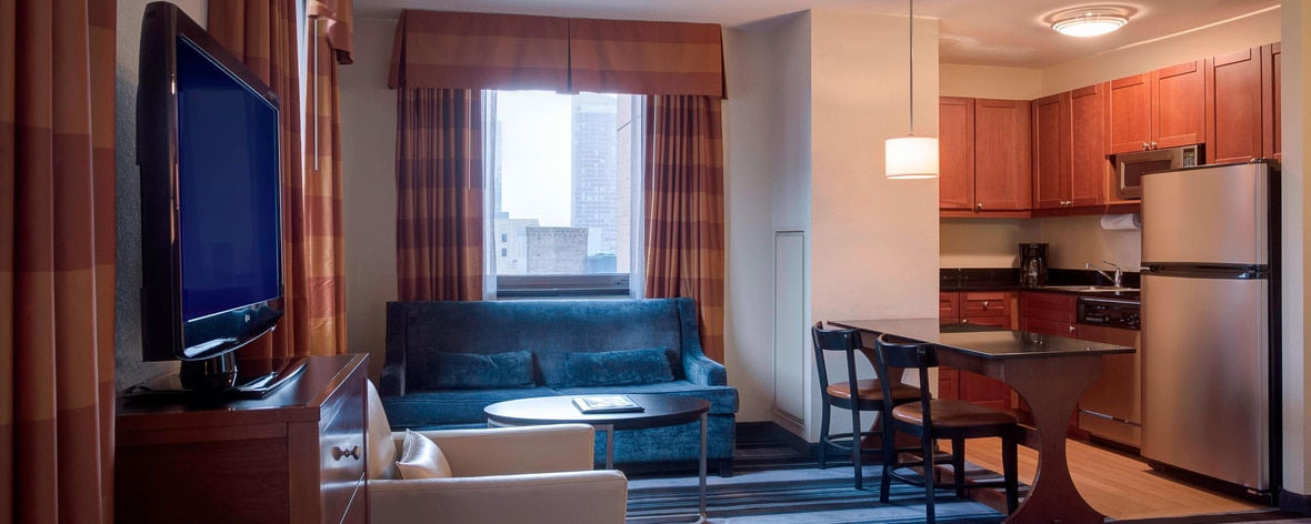 NYC Extended Stay Hotel