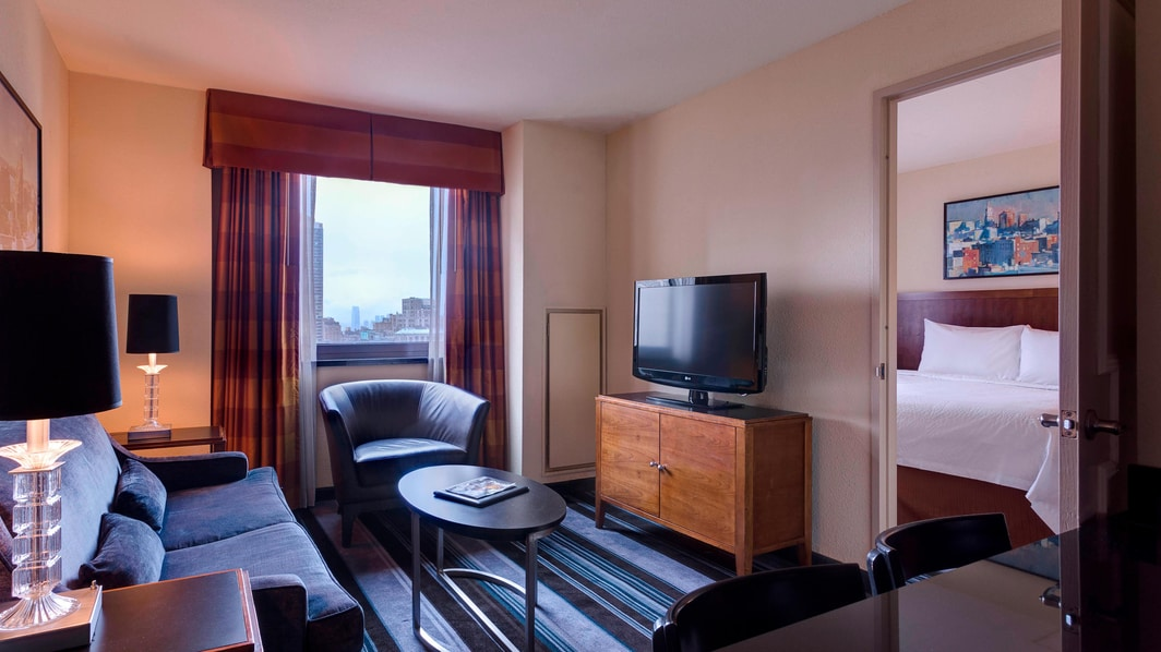 Midtown Manhattan Hotel Suite