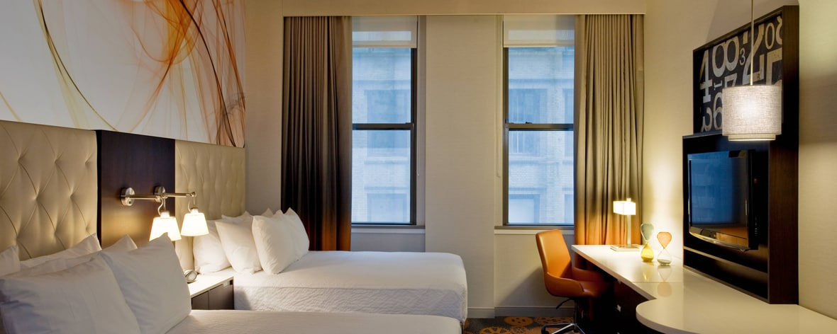 Aaa Battery Promo Code >> Extended-Stay Hotels Downtown NYC | Residence Inn New York ...