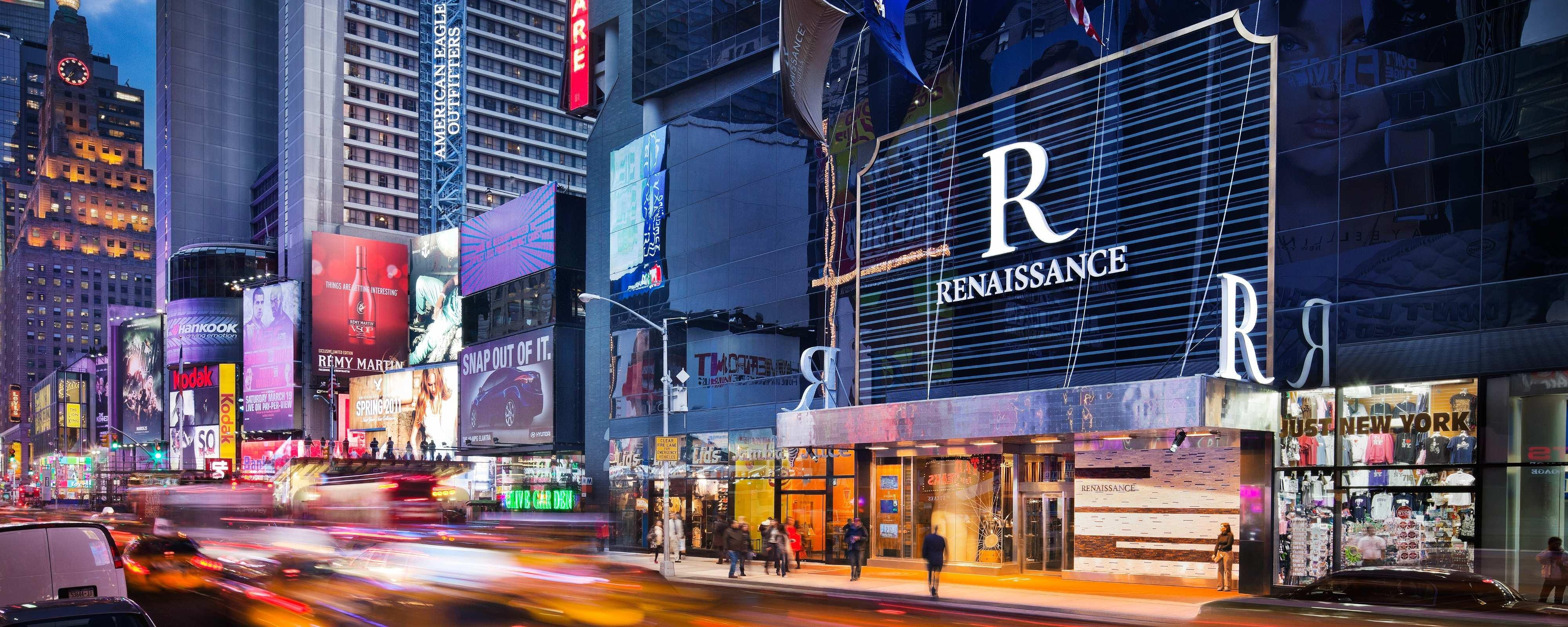 Times Square Boutique Hotel Nyc Renaissance New York