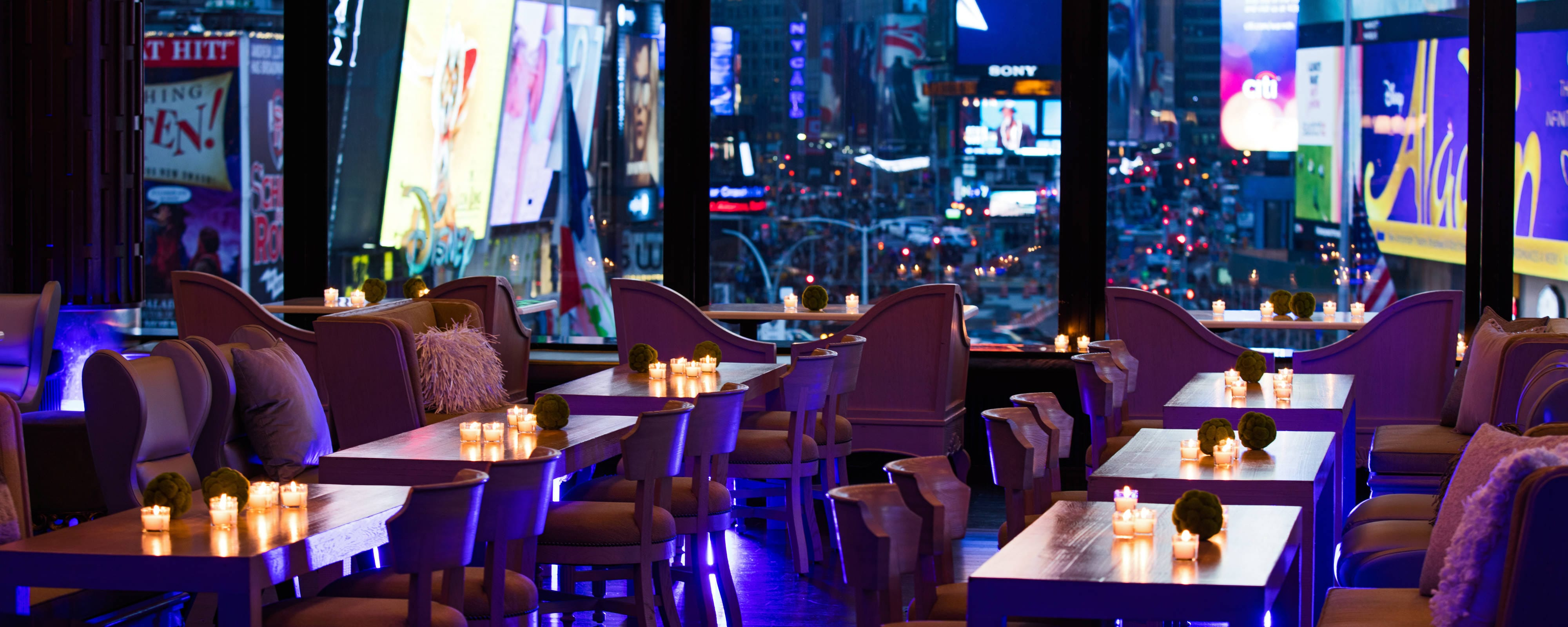 Times Square Bar Hotel Lounge