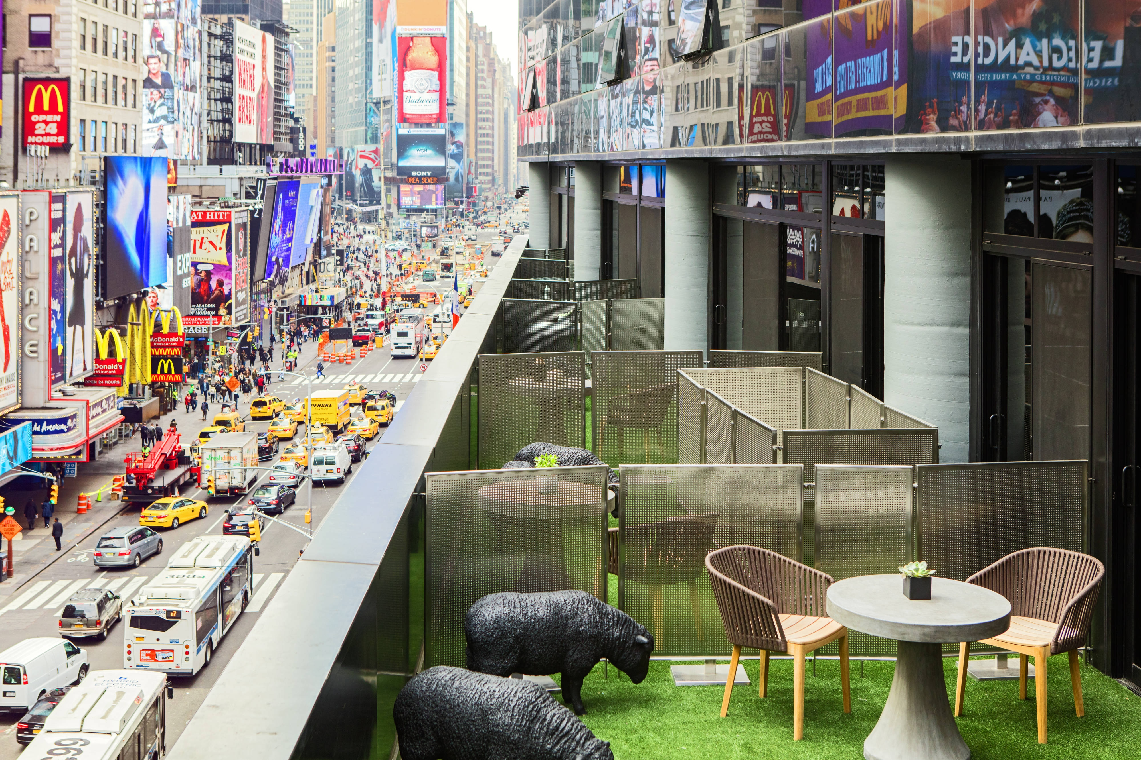 Terrace – Times Square