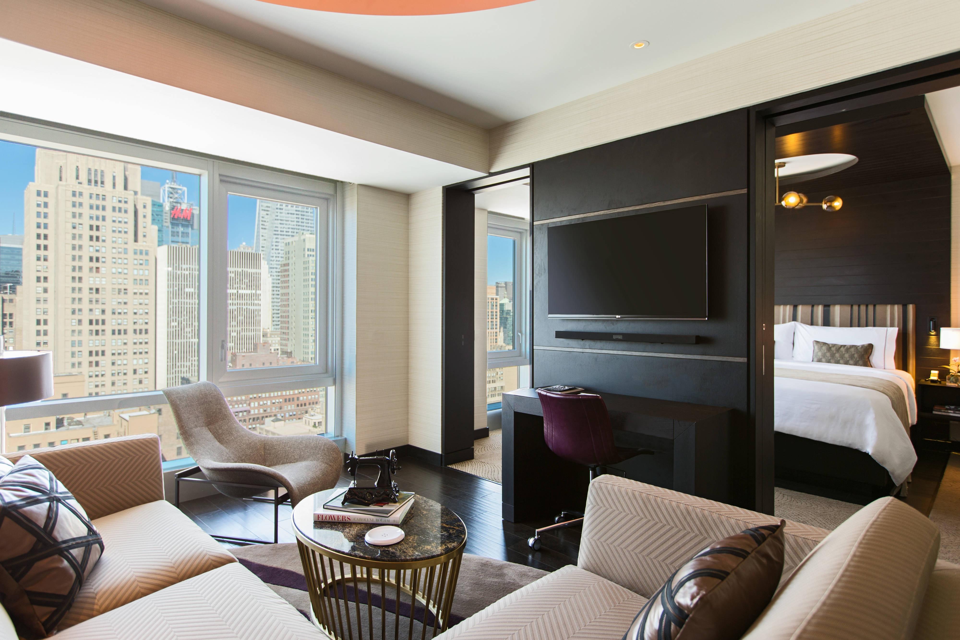 Skyline One-Bedroom Suite