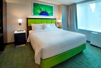 nyc suite hotel accommodations